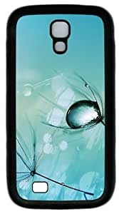 Cool Painting Samsung Galaxy I9500 Cases & Covers -Light Drop PC Rubber Soft Case Back Cover for Samsung Galaxy S4/I9500