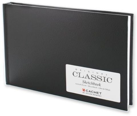 Cachet Classic Sketch Book (11 In. x 8 In.) 1 pcs sku# ()