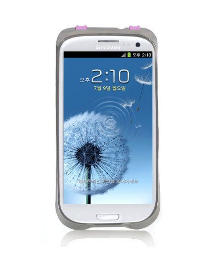 Latte DN-S3WP1 Aluminum Case for Samsung Galaxy S lll - 1...