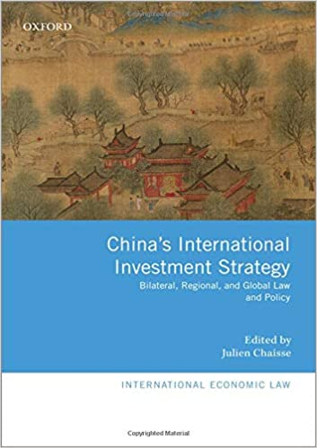 China S International Investment Strategy Bilateral Regional And