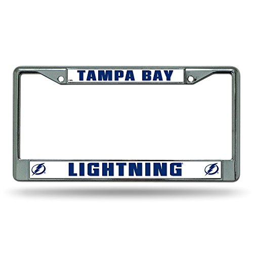 NHL Tampa Bay Lightning Chrome Frame