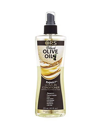Olive Care Black Hair Oil - ORS Black Olive Oil Repair 7 Leave In Conditioner