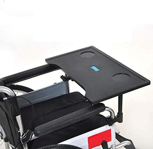 bandeja para sillas de ruedas