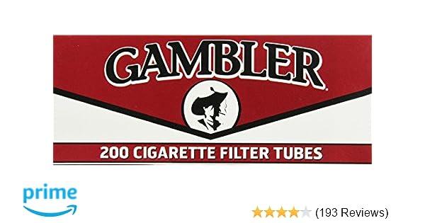Gambler Regular King Size Cigarette Tubes (5 Boxes)