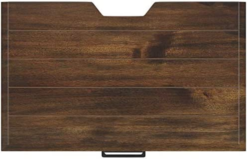 Signature Design by means of Ashley Lakeleigh Night Stands, Brown Nightstand