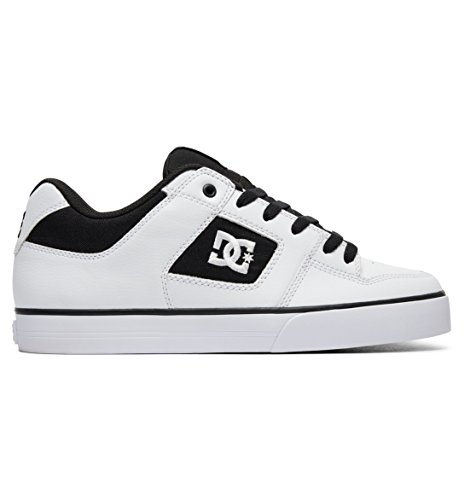 Shoes para White Hombre 300660 Black Zapatos White DC Pure pxqOa77H
