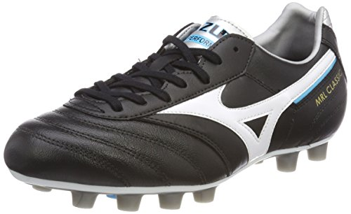 Md Multicolor Football Men's Boots Mizuno Blackwhiteblueatoll Morelia Classic vpctw