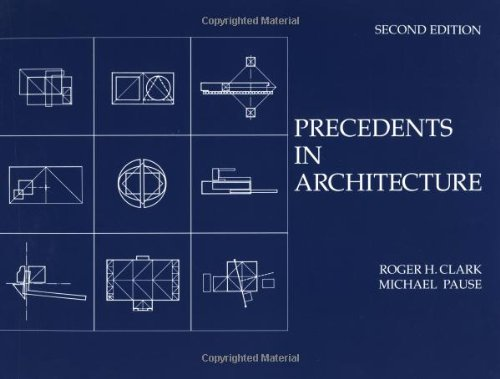 Precedents in Architecture, 2E