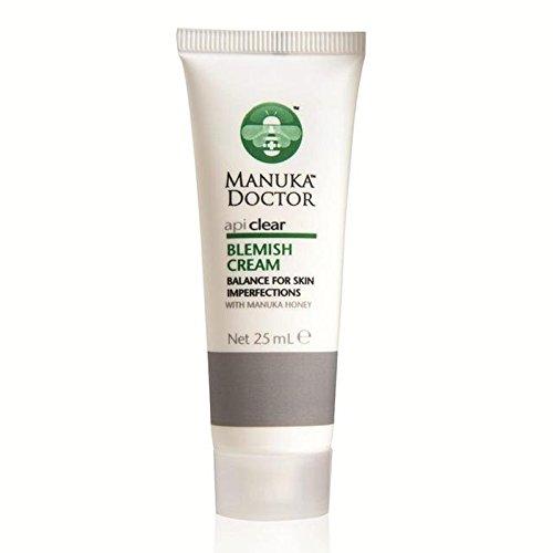 Manuka Doctor Api Clear Blemish Cream 25ml (Pack of 6) - マヌカドクター明確な傷クリーム25ミリリットル x6 [並行輸入品] B071DQ7BB3