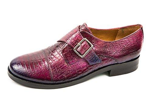 Melvin 37 MH15 de para EU Lisa Zapatos Cordones Piel 014 Mujer de Hamilton amp; Morado Morado 6rBrA