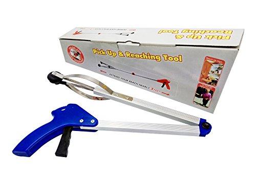 Foldable Gripper Grabber Reacher Tool, Aluminum Trash Pic...