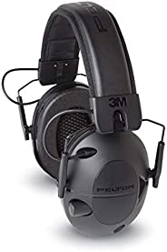 3M Safety TAC100-OTH Black Peltor Sport Tactical 100 Electronic Hearing Protector, Ear Protection, NRR 22 Db,