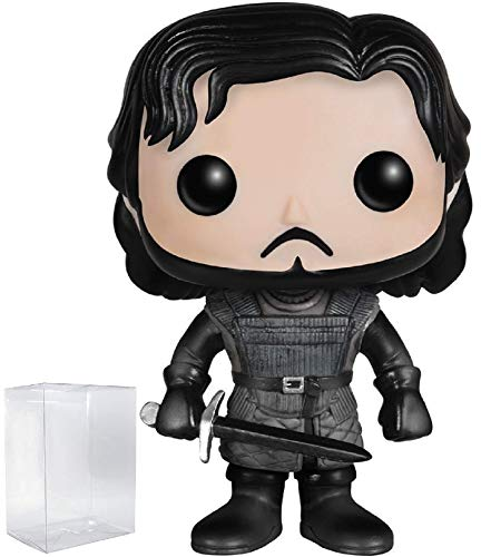 Game of Thrones: Castle Black Jon Snow Training Ground Funko Pop! Vinyl Figure (Includes Compatible Pop Box Protector Case)