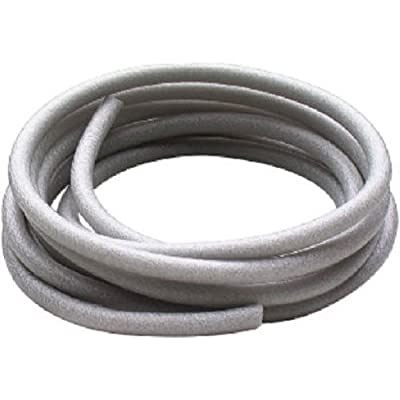 MD Building 71464 3/8in. x 20ft. Backer Rod For Gaps and Joints, Gray