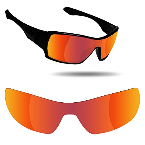 Fiskr Anti-Saltwater Replacement Lenses for Oakley Offshoot Sunglasses - Various ()