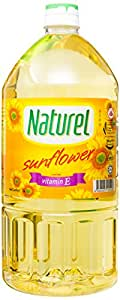 Naturel Sunflower Oil, 2L
