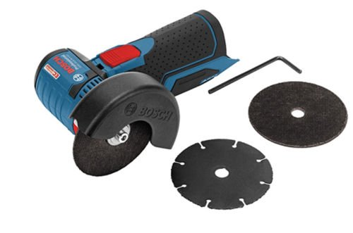 BOSCH GWS10.8-76V-EC professional compact angle grinders[Bare tool] USA FEDEX by Bosch (Image #1)