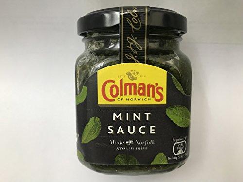 Colmans Classic Mint Sauce 165 g (2 Pack) (Best Mint Sauce For Lamb)