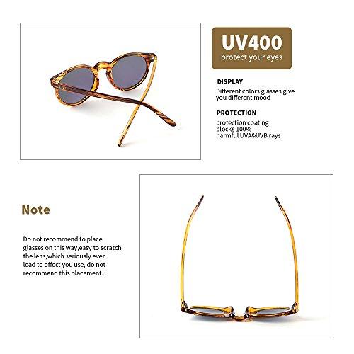 a951277c54b9a Sunglasses Women Man s Polarized Driving Retro Fashion Mirrored Lens UV  Protection Sunglasses