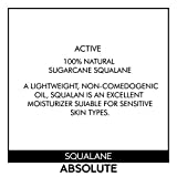 Squalane Absolute - 100% Pure Squalane Oil For