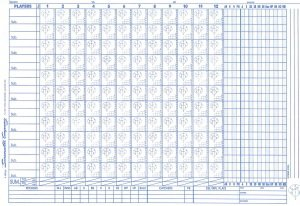 price each scoremaster c s peterson s scoremaster baseball