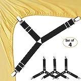 Bed Sheet Suspenders