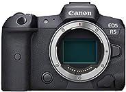Canon EOS R5 Full-Frame Mirrorless Camera with 8K Video, 45 Megapixel Full-Frame CMOS Sensor, DIGIC X Image Pr
