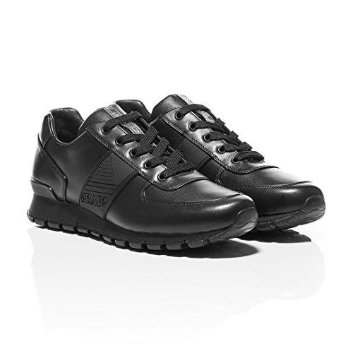 Uomo Prada Nero Prada Sneaker Nero Sneaker S16w0Otqt