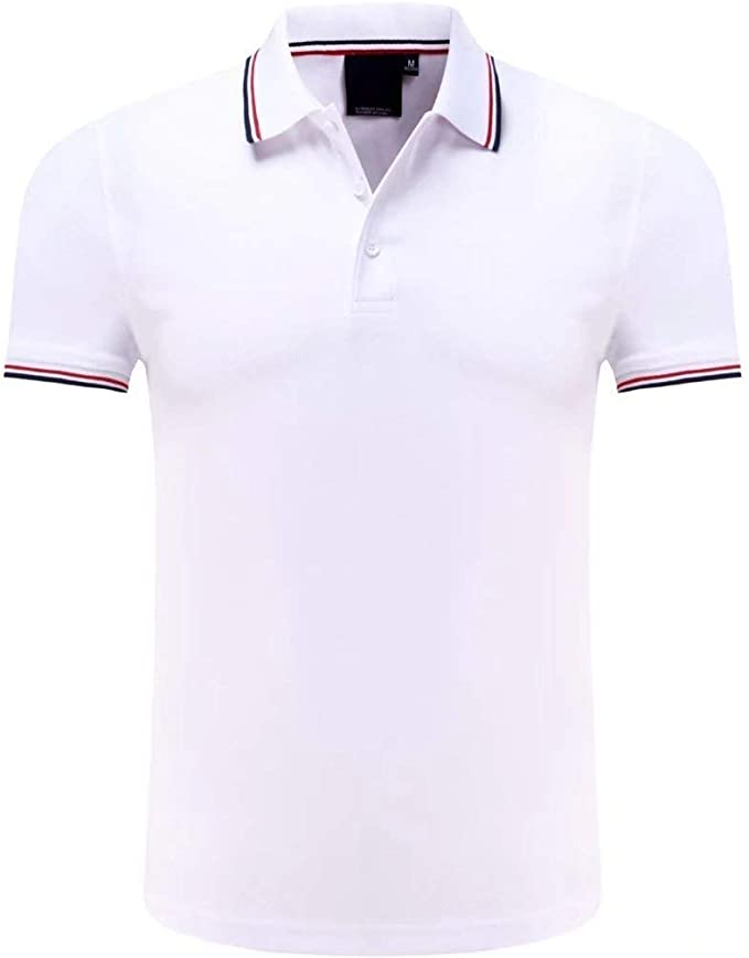 Lannister Fashion Polo Hombres Camiseta Básica De Manga Corta ...