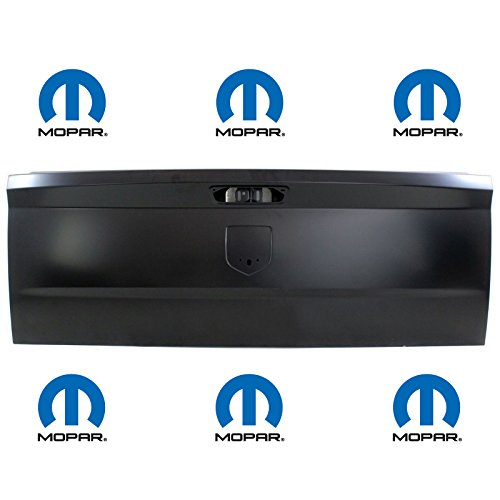 MBI AUTO - Painted to Match, Steel OEM Mopar Tailgate Shell for 2010 2011 2012 2013 2014 2015 2016 2017 2018 Dodge RAM 1500 2500 3500, CH1900129 OEM