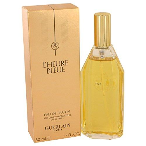 Guerlain L'Heure Bleue Eau De Parfum Spray Refill 50ml/1.7oz 50 Ml Spray Refill
