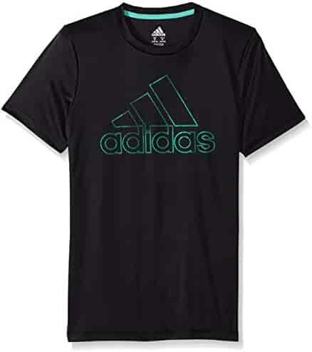 adidas Short Sleeve Logo Tee Shirt
