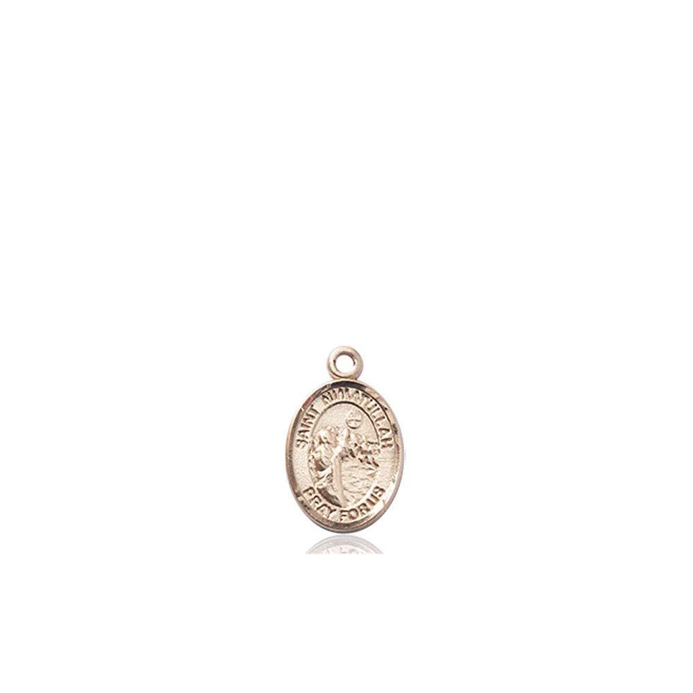 Nimatullah Medal 14kt Gold St