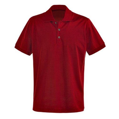 Audi 4131112303 Corporate Fashion Polo para Hombre, Talla M, Rojo ...