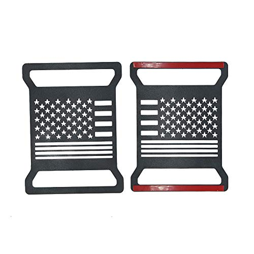 car auto parts Jeep Rear Light Guard Cover Protector Compatible for Wrangler 2018 Middle-end Version