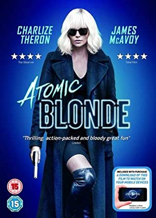 Atomic Blonde: Amazon.fr: DVD & Blu-ray