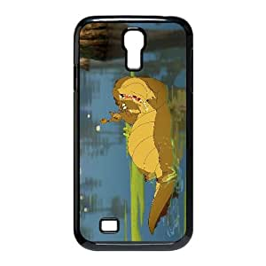Samsung Galaxy S4 9500 Cell Phone Case Black Disney The Princess and the Frog Character Ian the Alligator TY_F05245