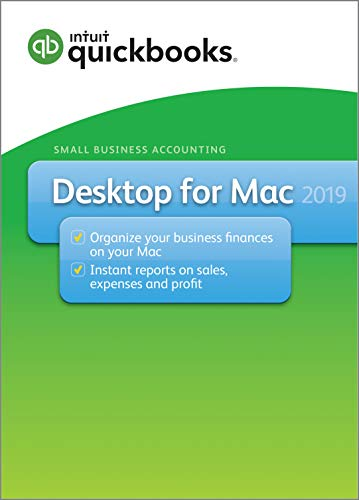 QuickBooks Desktop for Mac 2019[MAC Download]