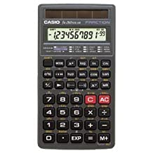 Casio FX-260 Solar Scientific Calculator by CASIO