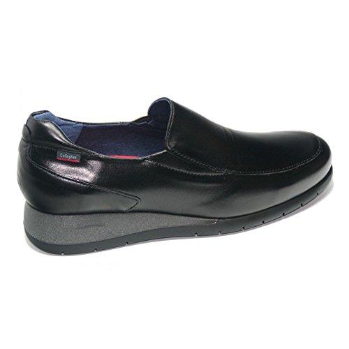 Lacets Homme Pour À Noir Chaussures Ville Callaghan De v7B6qwI