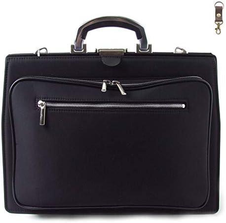 【豊岡製鞄】タイプジー<TYPE G>ダレス 最も機能的なバッグ 大容量 注目商品 +[栃木レザー] 日本製 キーストラップ