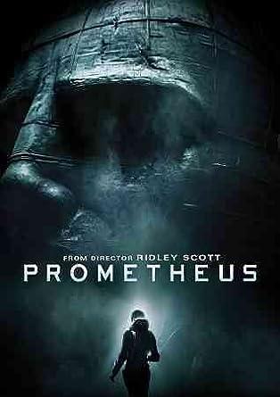 Amazon com: Prometheus [DVD]: Noomi Rapace, Charlize Theron