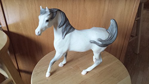 Breyer Vintage arabian white Sham (Canyon Sham)