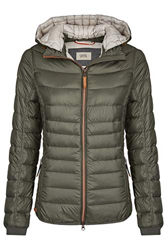 Active Khaki Camel Mujer 34 Para Chaqueta 4TRqqz8wH