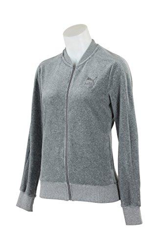[해외]PUMA Womens 벨벳 T7 자켓/PUMA Womens Velour T7 Jacket