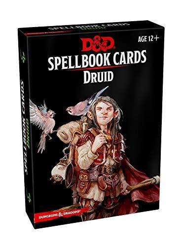 Top 10 best d&d 5e druid spell cards for 2020