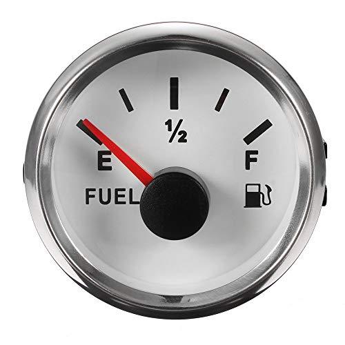 ELING Fuel Level Gauge Meter 240-33ohm 52mm With Backlight 9-32V