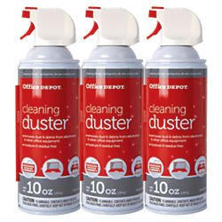 Office Depot Cleaning Duster, 10 Oz., Pack Of 3, OD101523 by Office Depot