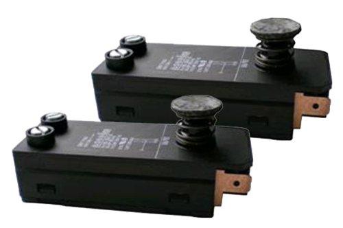 Bosch 11219EVS/11220EVS/11223EVS Switch On/Off (2 Pk) # 1617200048-2pk