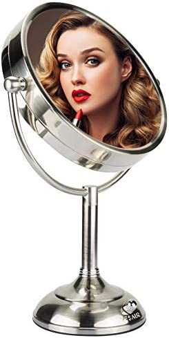 Professional 8.5″ Large Lighted Makeup Mirror Detachable